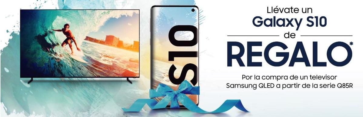 Promo Samsung QLED