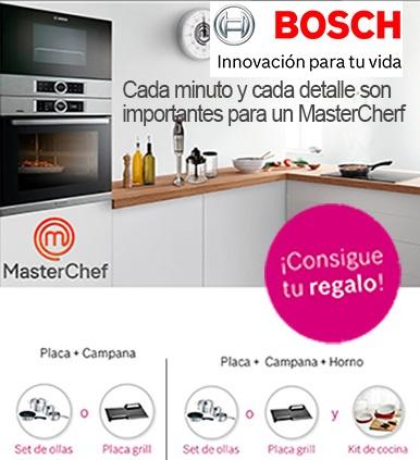 Promociones Bosch electrodomesticos