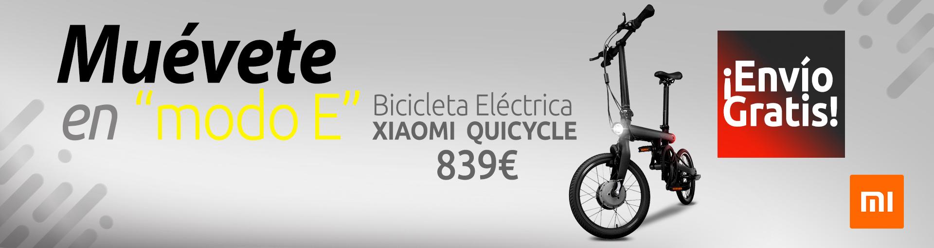 Bici Xiaomi portes gratis