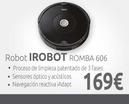 Comprar robot aspirador