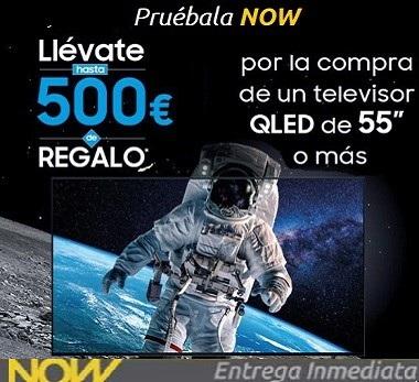 Promo tv Samsung