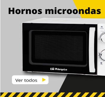Comprar microondas