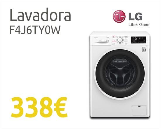 Comprar Lavadora barata LG