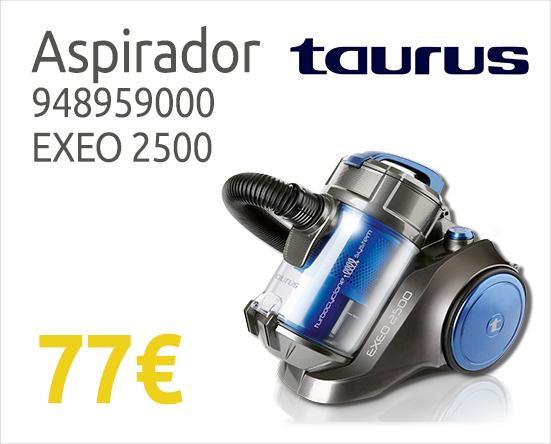 comprar aspirador barato Taurus